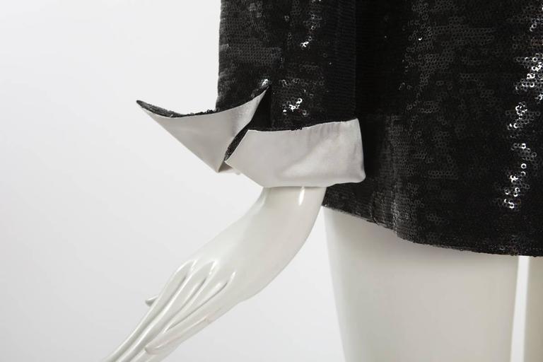 Chanel Paris - Miami Cruise Sequin Blazer For Sale 3