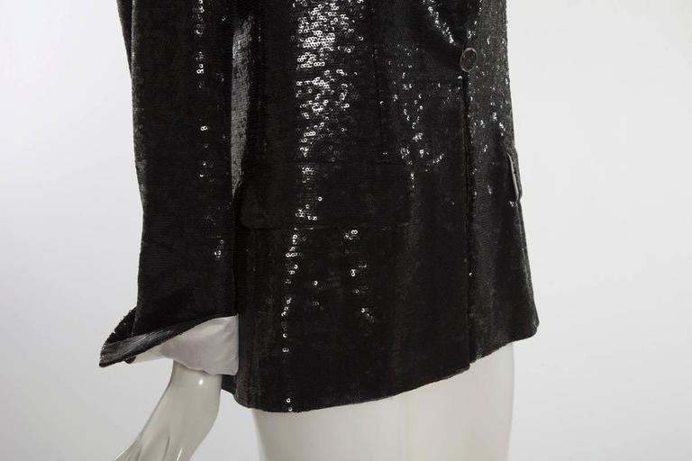 Women's Chanel Paris - Miami Cruise Sequin Blazer For Sale
