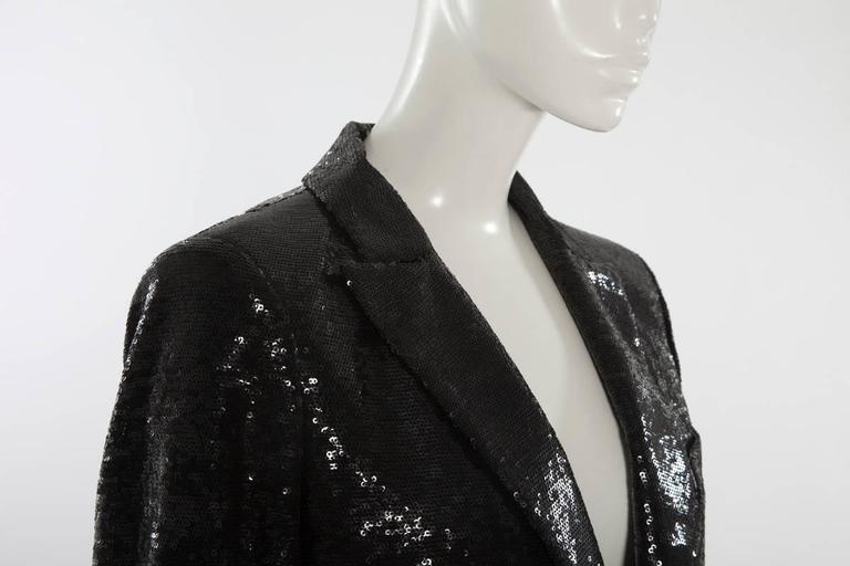 Chanel Paris - Miami Cruise Sequin Blazer In Excellent Condition For Sale In Geneva, CH