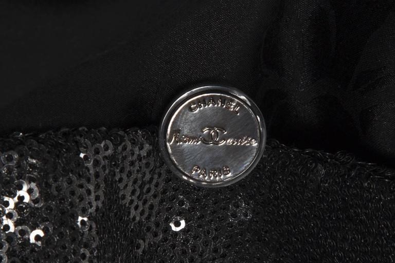 Chanel Paris - Miami Cruise Sequin Blazer For Sale 4