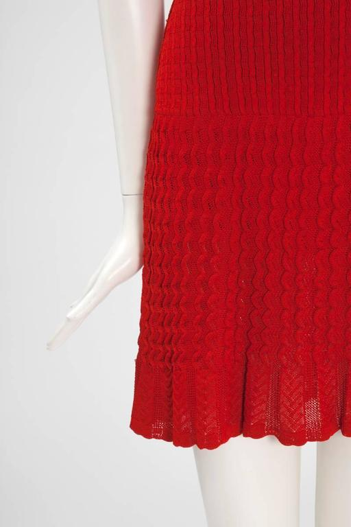 Alaïa Crochet Knit Dress, Spring-Summer 1992  3