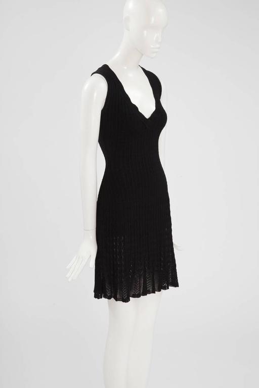 Alaïa Crochet Knit Dress, Spring-Summer 1992  4