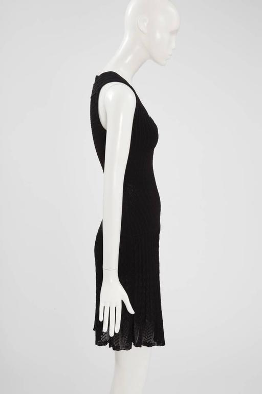 Alaïa Crochet Knit Dress, Spring-Summer 1992  6