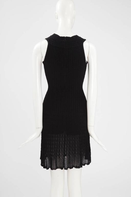 Alaïa Crochet Knit Dress, Spring-Summer 1992  7