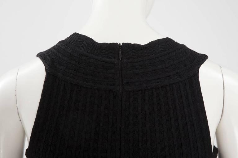 Alaïa Crochet Knit Dress, Spring-Summer 1992  8