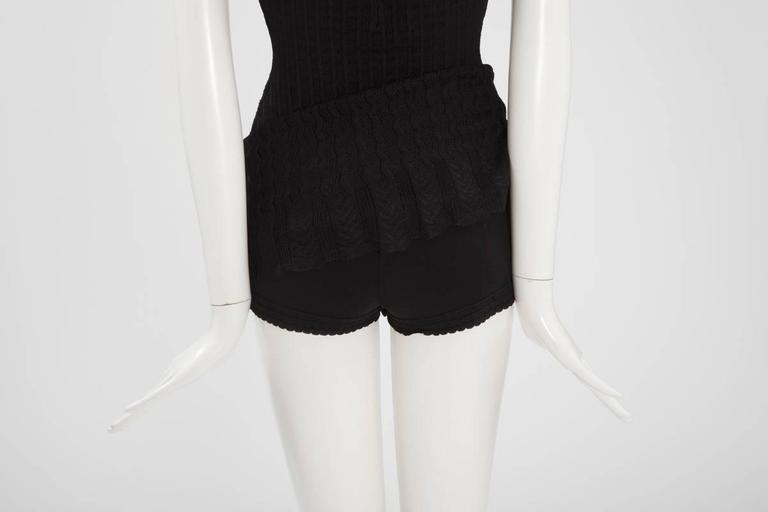 Alaïa Crochet Knit Dress, Spring-Summer 1992  9