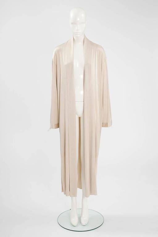 Alaïa Knit Cardigan-Coat, Spring-Summer 1986  2
