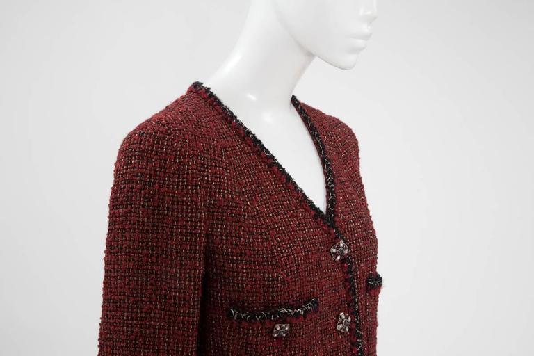Chanel Runway Tweed Jacket, Fall-Winter 2011-2012  3