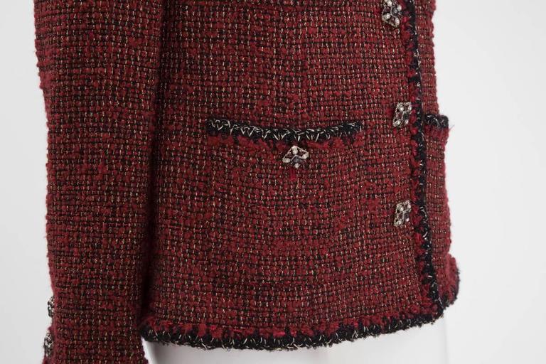 Chanel Runway Tweed Jacket, Fall-Winter 2011-2012  4