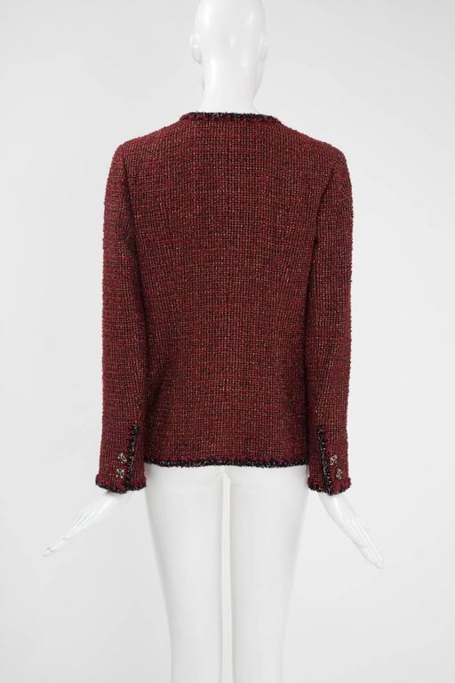 Chanel Runway Tweed Jacket, Fall-Winter 2011-2012  5