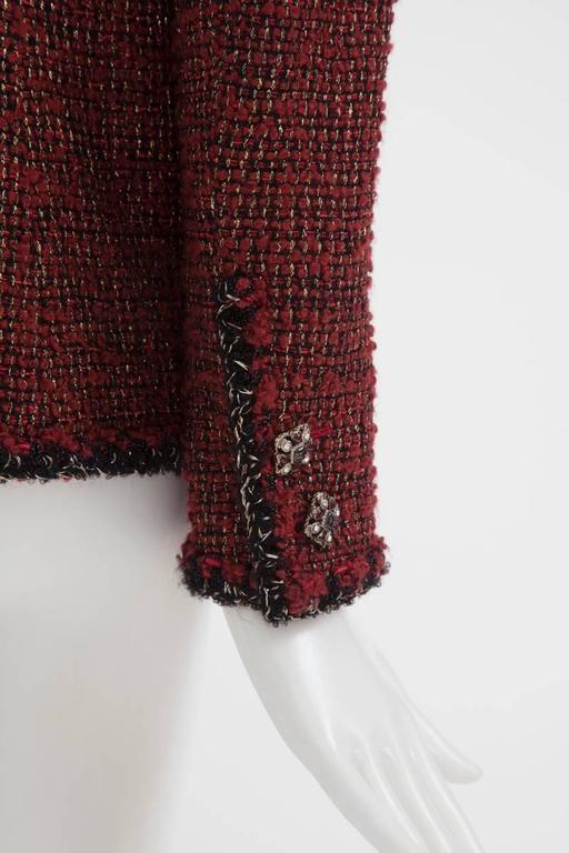 Chanel Runway Tweed Jacket, Fall-Winter 2011-2012  6