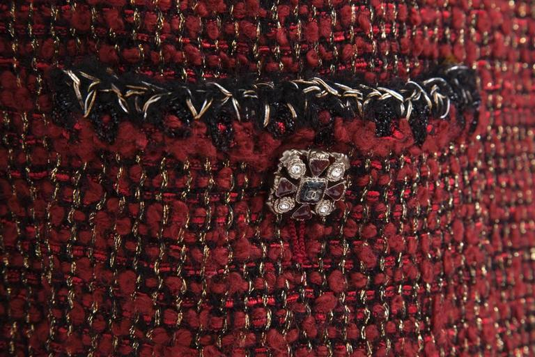 Chanel Runway Tweed Jacket, Fall-Winter 2011-2012  7