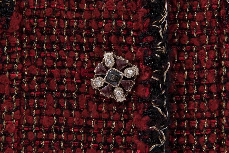 Chanel Runway Tweed Jacket, Fall-Winter 2011-2012  8