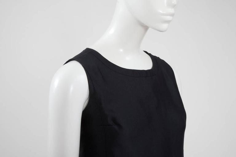 Numbered Jean Patou Silk Dress  For Sale 1