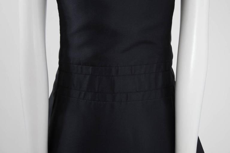 Numbered Jean Patou Silk Dress  For Sale 3