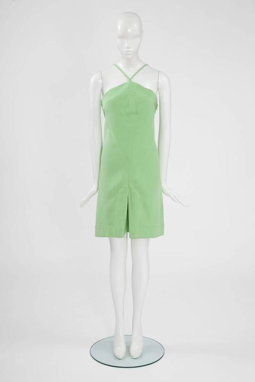 Pierre Cardin Silk Dress  2