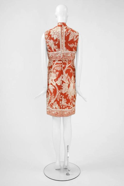 Valentino Cocktail Draped Dress  For Sale 2