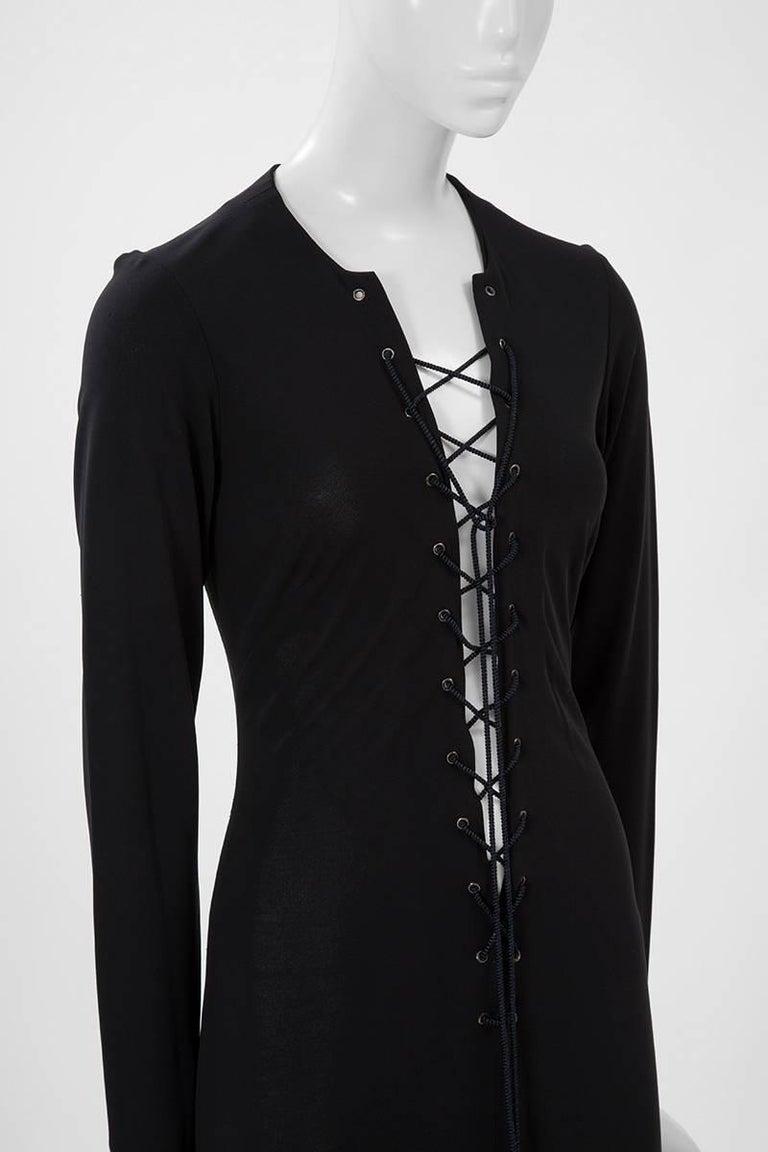 Yves Saint Laurent Saharienne Maxi Dress  For Sale 1