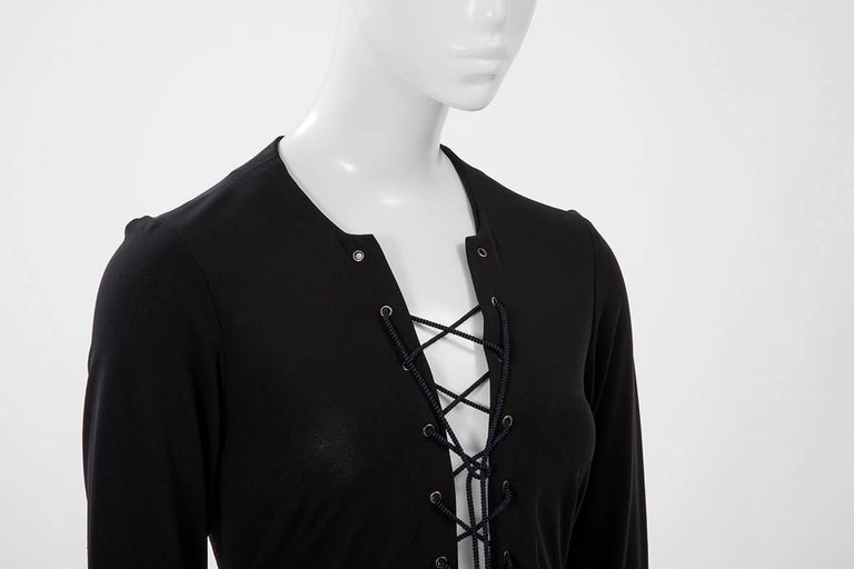 Yves Saint Laurent Saharienne Maxi Dress  For Sale 2