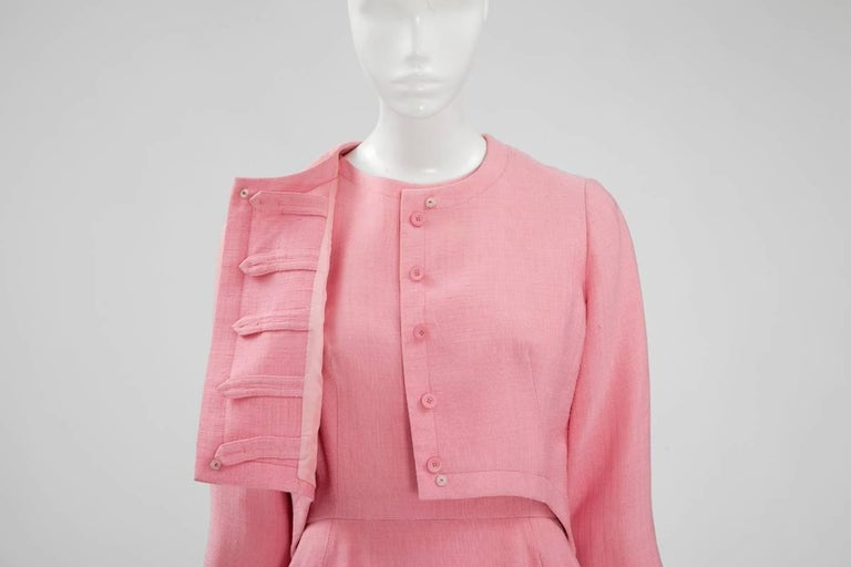 Nina ricci haute couture dress suit for sale at 1stdibs for Haute couture sale