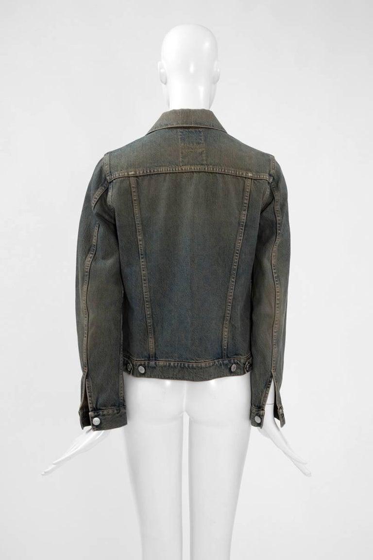 Helmut Lang Denim Jacket  For Sale 1