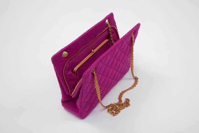Chanel Tweed Shoulder Bag, Spring-Summer 1994  For Sale 1