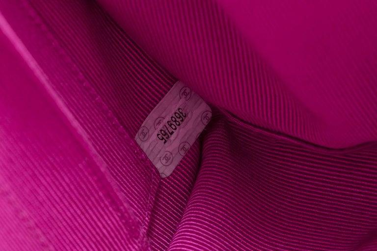Chanel Tweed Shoulder Bag, Spring-Summer 1994  For Sale 7