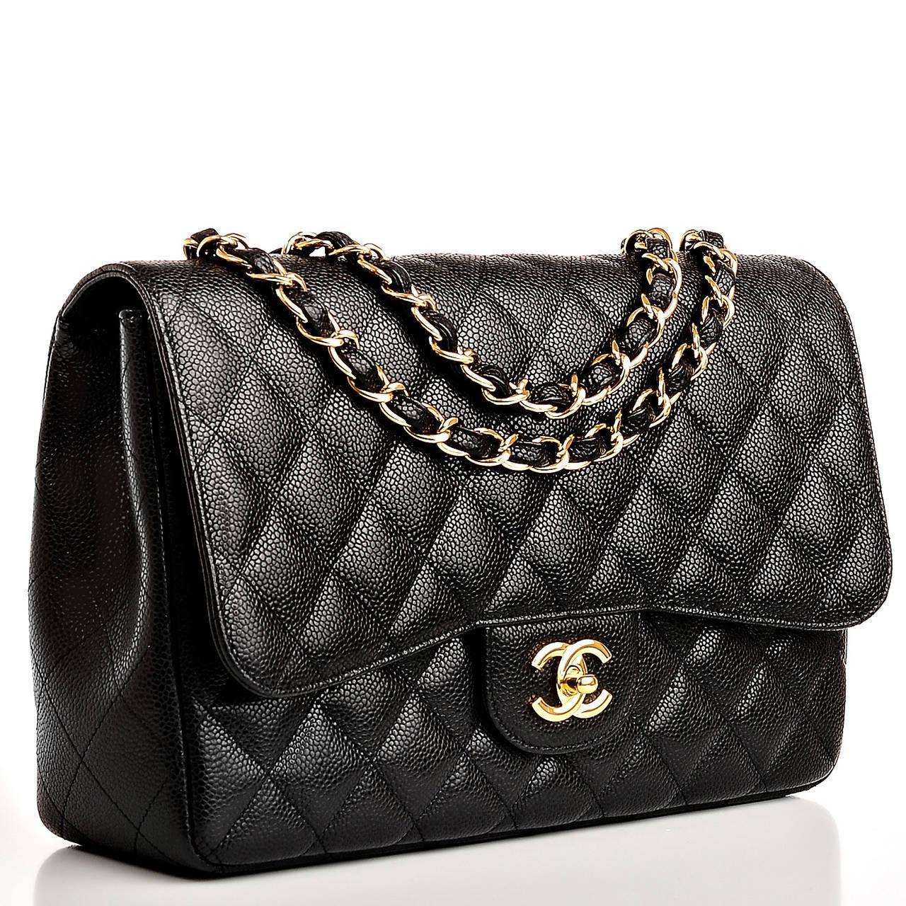 Chanel Classic Jumbo Flap Bag Price