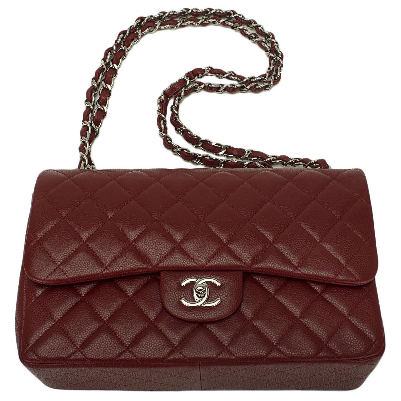 5f272d8b9dc9 Chanel Classic Jumbo Double Flap Bag For Sale | MIT Hillel