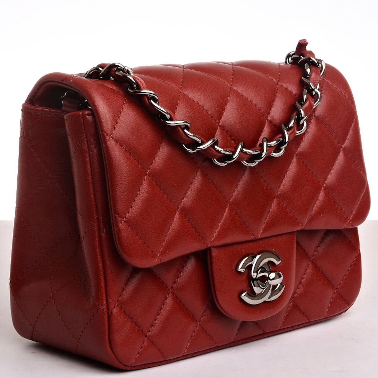 9f582c69186f Chanel Red Mini Flap Bag Price | Stanford Center for Opportunity ...
