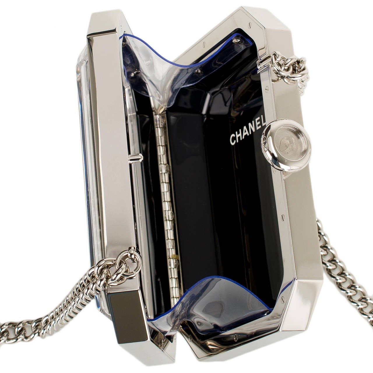 Chanel Premiere Watch Minaudiere Bag For Sale 1