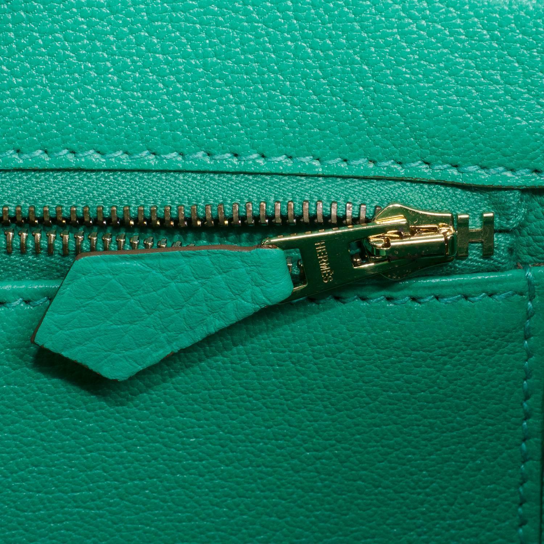 replica hermes birkin handbags - hermes rouge casaque leather birkin 35cm gold hardware