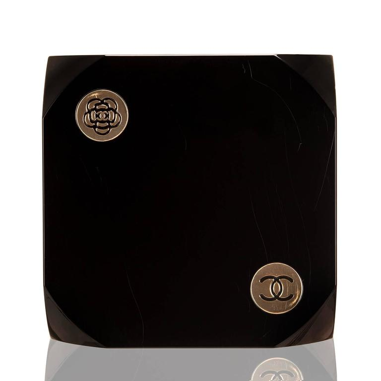 """Chanel """"Dice"""" Casino Minaudiere Bag In New Never_worn Condition For Sale In New York, NY"""
