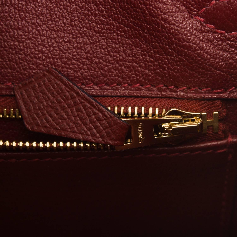 hermes tote bag - hermes etain togo birkin 30cm gold hardware