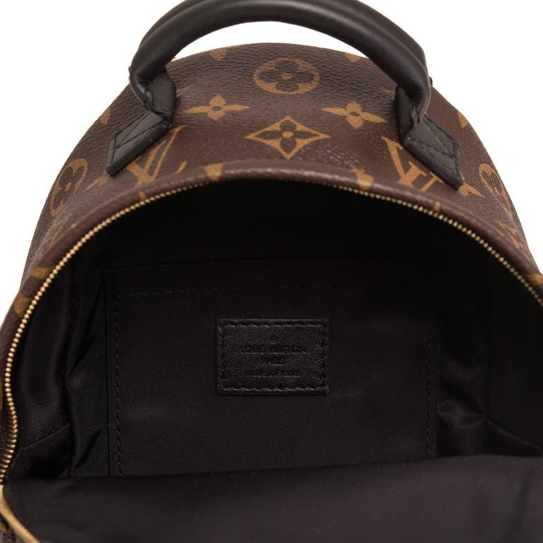 Louis Vuitton Palm Springs Backpack Mini For Sale 1