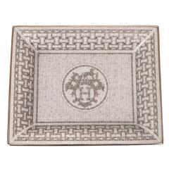Hermes Mosaïque au 24 Platinum Tray