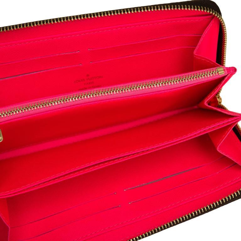 Louis Vuitton Stephen Sprouse Graffiti Fuchsia Zippy Wallet For Sale 1