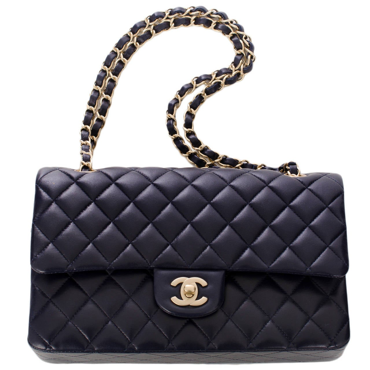 f381064f0fd9 Navy Blue Chanel Bags | Stanford Center for Opportunity Policy in ...