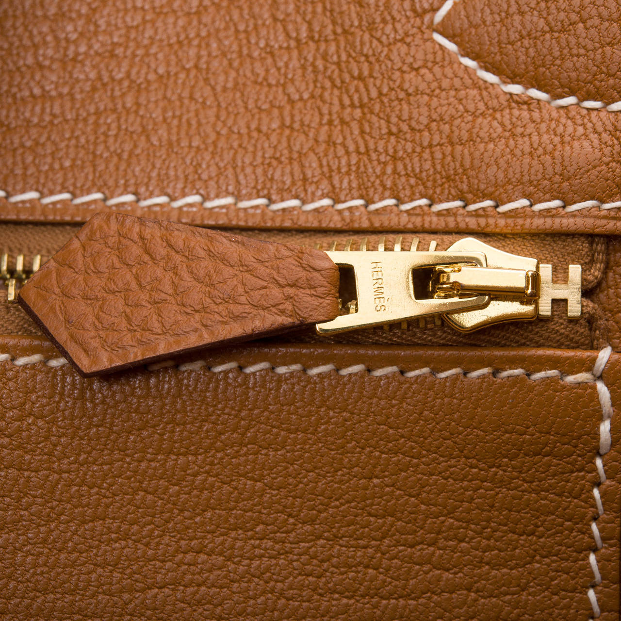 Hermes Gold Togo Birkin 30cm Gold Hardware For Sale 2