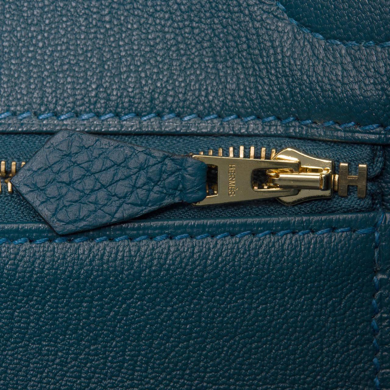 mens hermes wallet - Hermes Colvert Togo Birkin 30cm Gold Hardware at 1stdibs