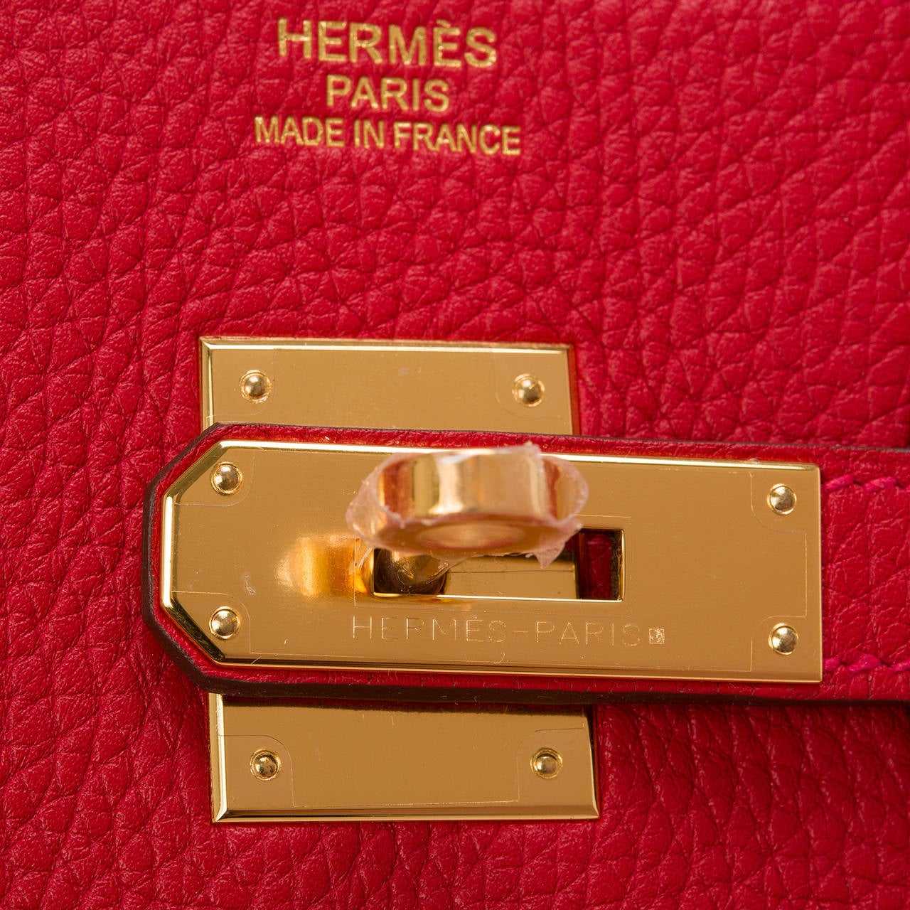 hermes travel bag - Hermes Rouge Casaque Birkin 35cm Gold Hardware at 1stdibs
