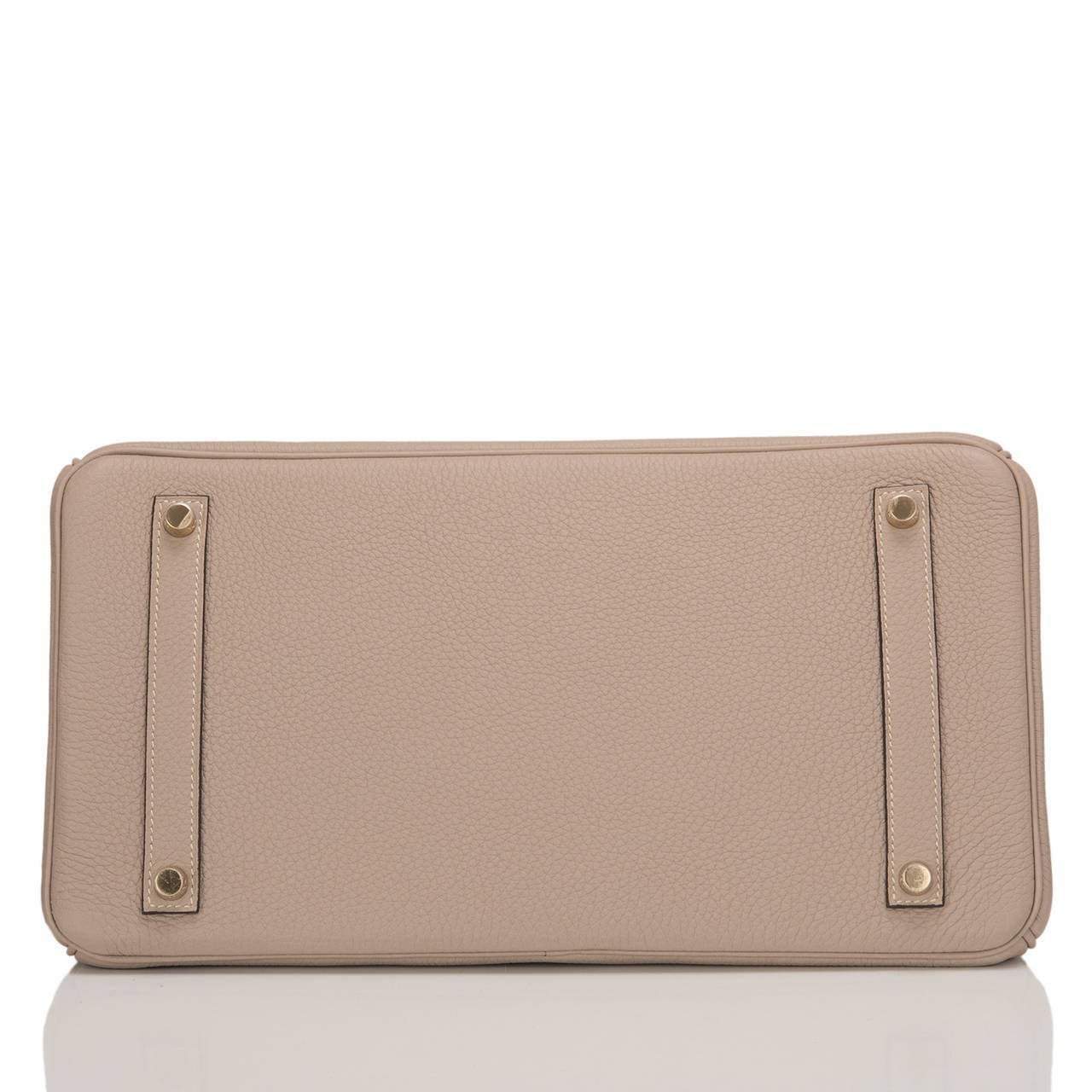 0d930f7e90 ... herme bags - Hermes Gris Tourterelle Togo Birkin 35cm Gold Hardware at  1stdibs ...