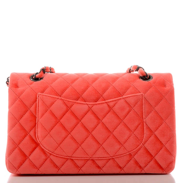 Chanel Bag Pink Bag Image 4 Chanel Coral