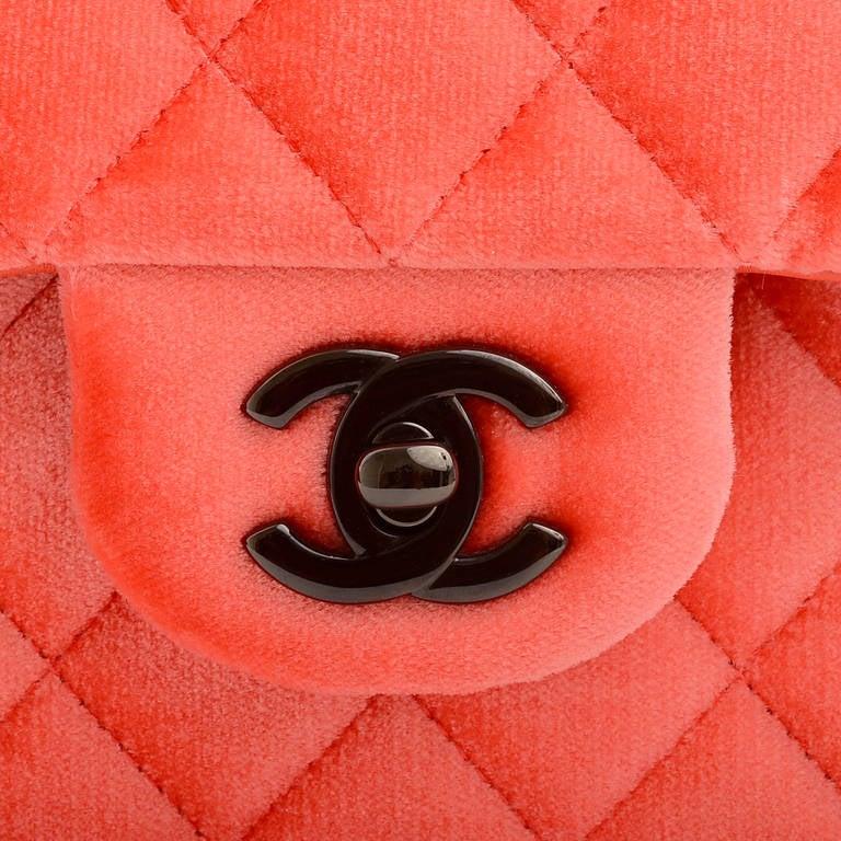 Chanel Bag Pink Bag Image 6 Chanel Coral