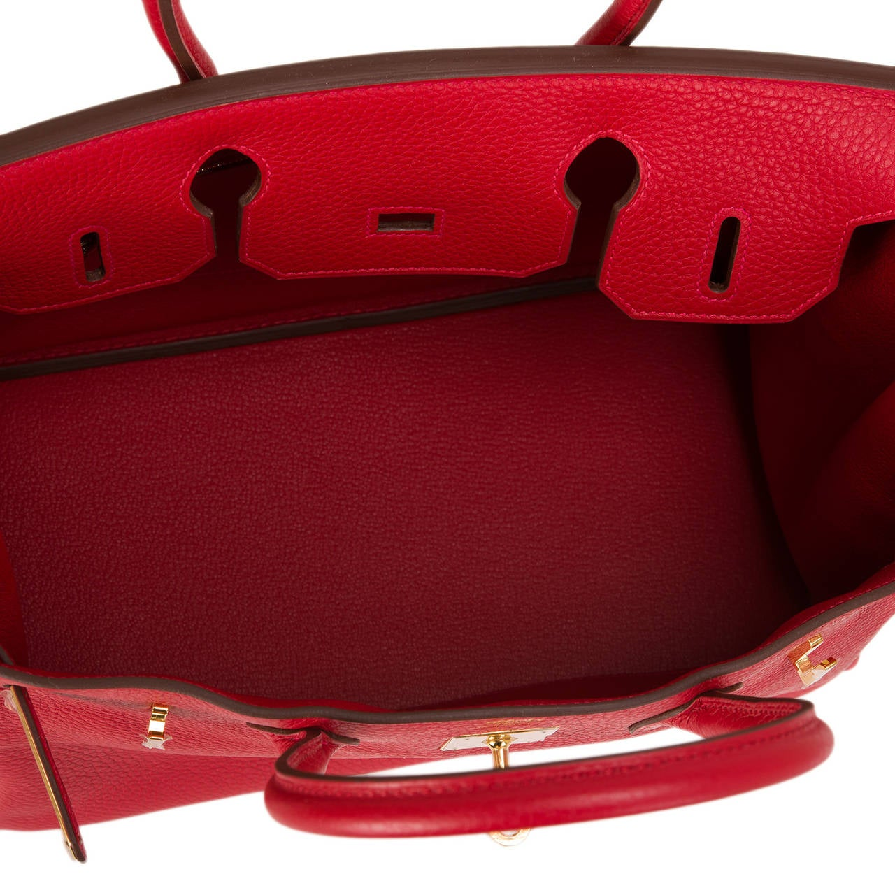 faux croc handbags - hermes rouge casaque leather birkin 30cm gold hardware, hermes ...