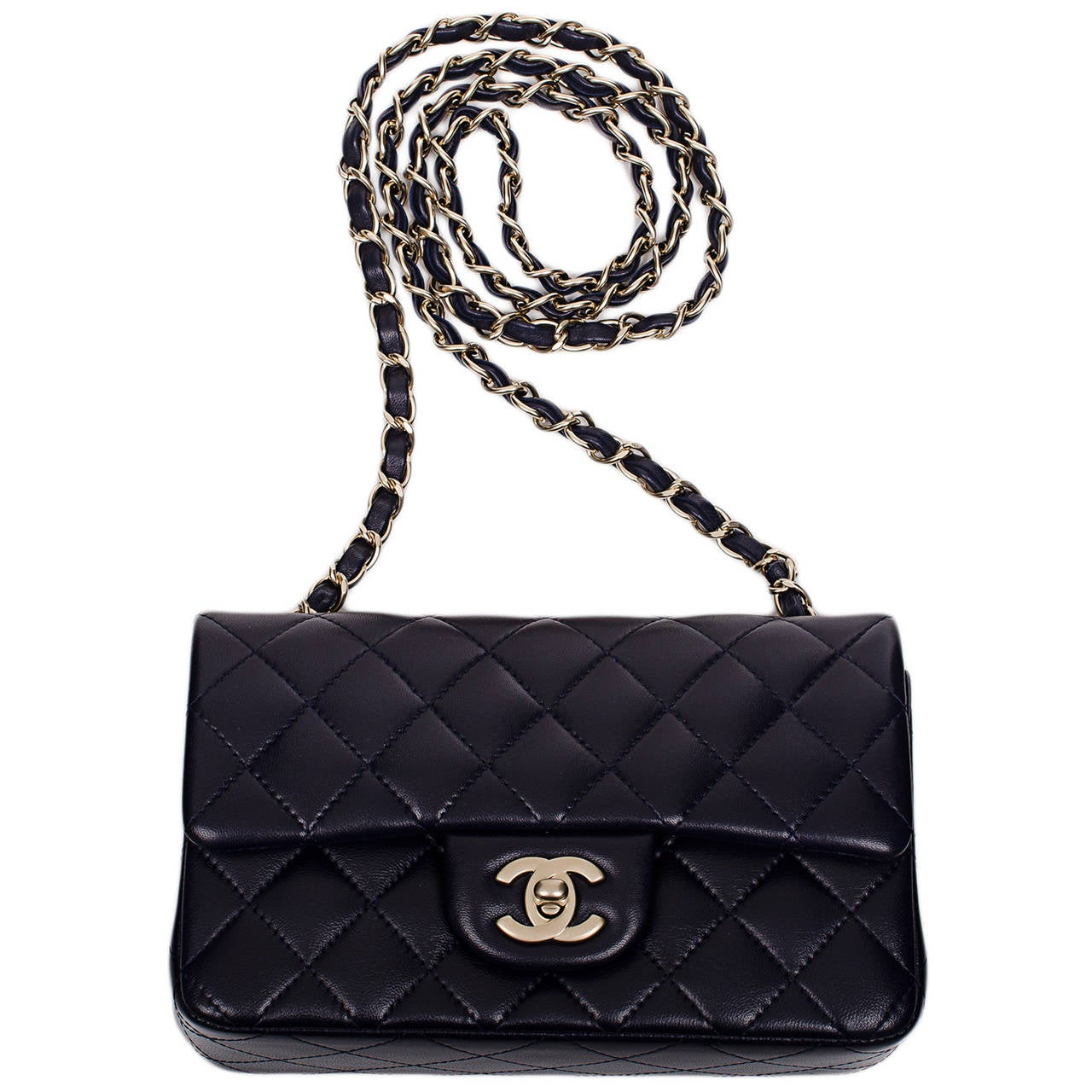 9a8bc15e7265 Chanel Classic Small Flap Wallet Lambskin | Stanford Center for ...