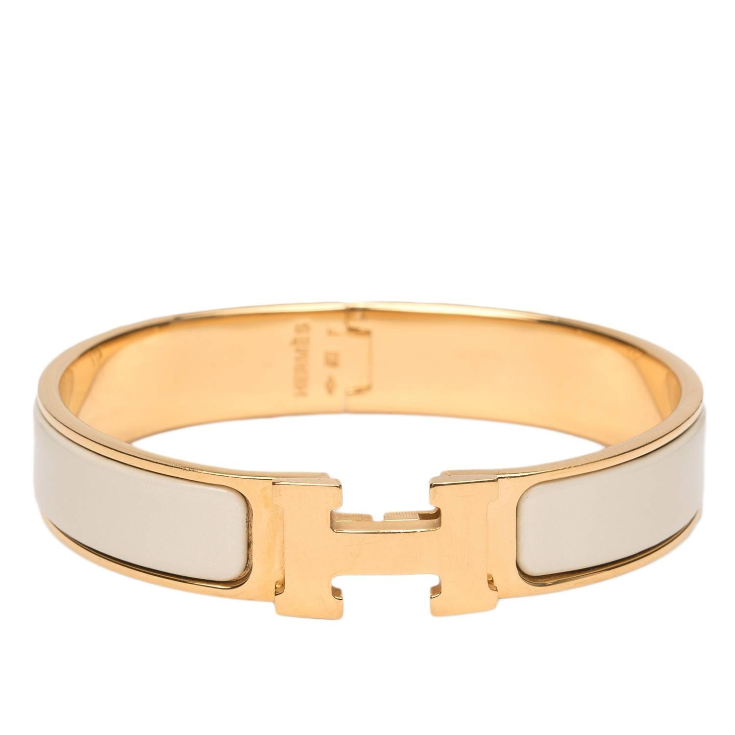 Hermes h clic clac bangle 28 images herm 232 s clic for Douleur exterieur genou