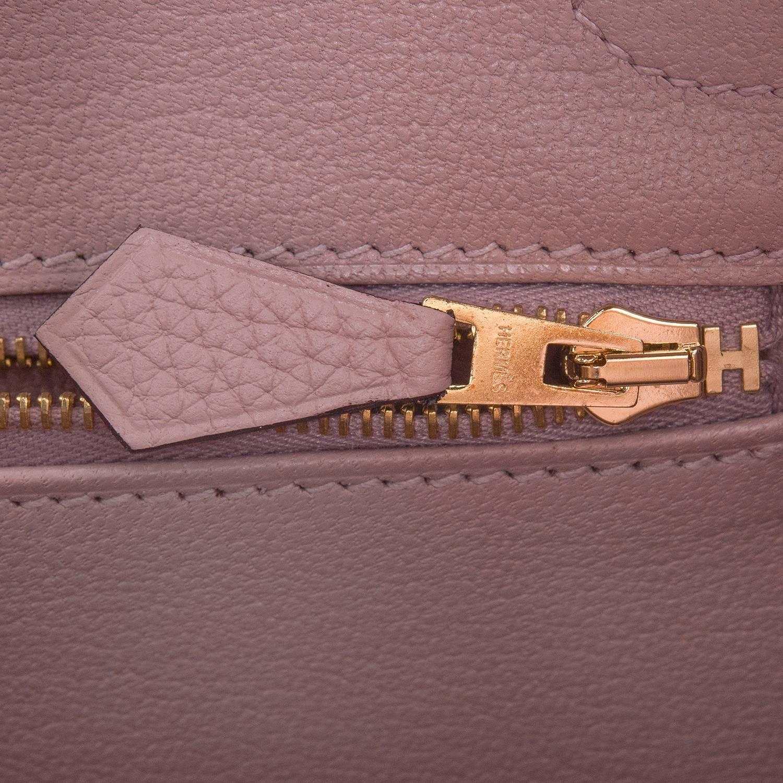 hermes birkin bag 30 glycine clemence leather silver hardware