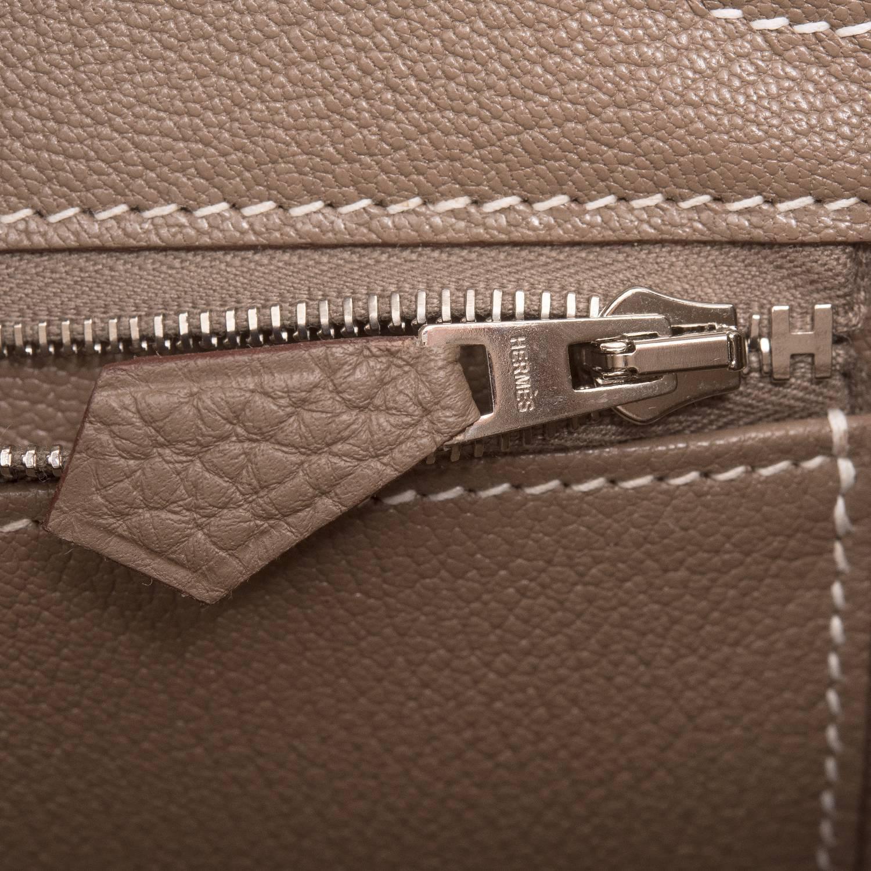used birkin bags hermes - hermes gris tourterelle shiny porosus crocodile kelly cut