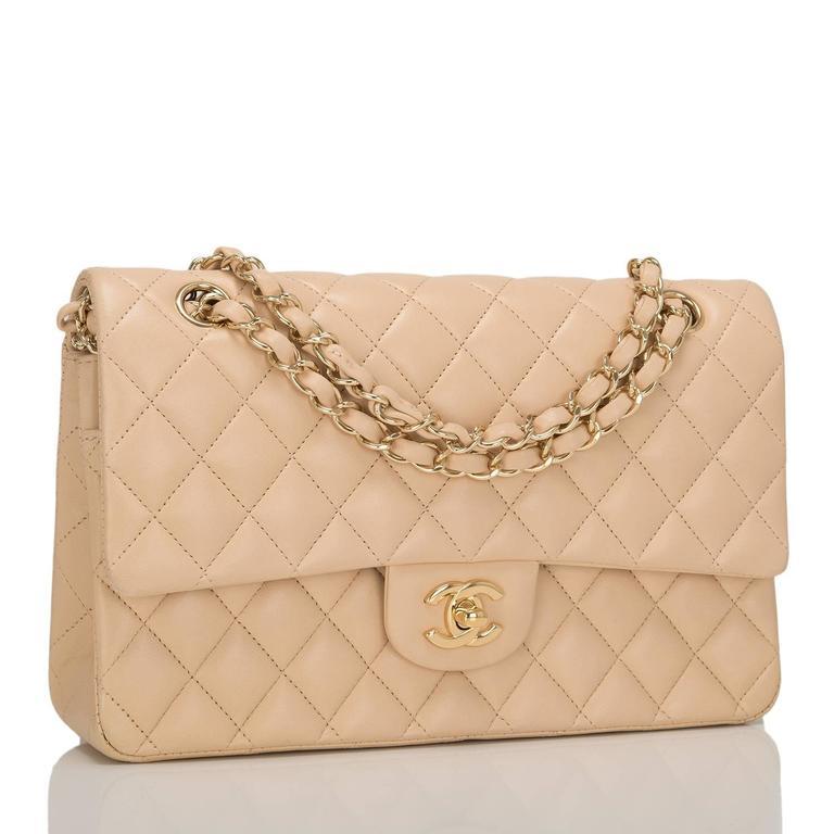 classic chanel bag price - photo #21